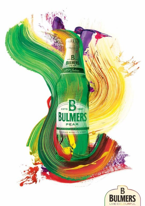 Bulmers - Color Mix 1
