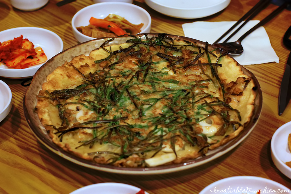 Seafood Pancake, Naruone