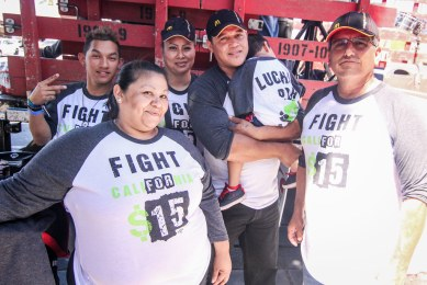 Fight for 15 Los Angeles