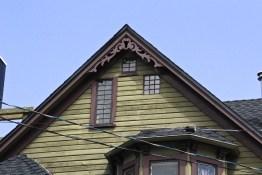 Depencier House today | Window detail