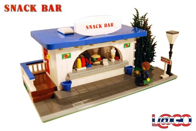 Snack Bar 1