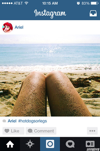 INSTAGRAM DISNEYPRINCESS ARIEL