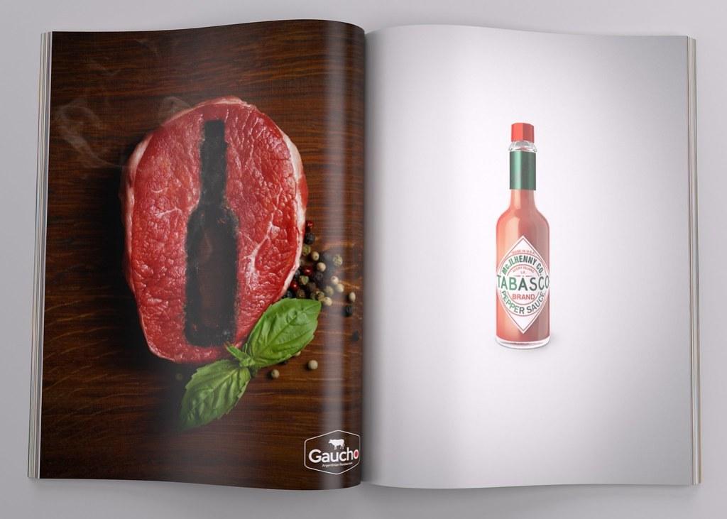 Tabasco - Print Meat Heat