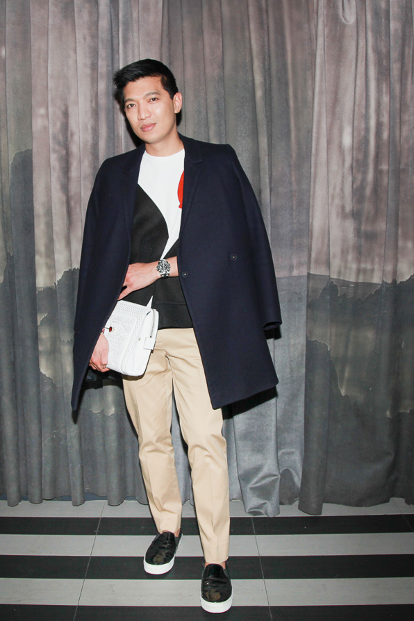 Bryanboy attends the 2014 Paper Magazine Beautiful People party