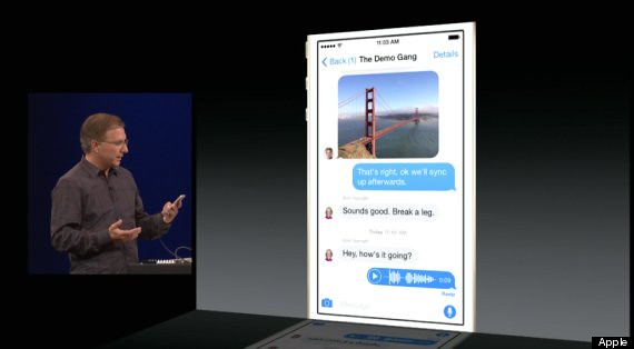 iOS 8 DISCUSSION GROUP
