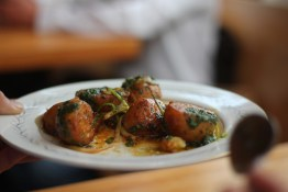 Potatoes at Ned Ludd | Portland