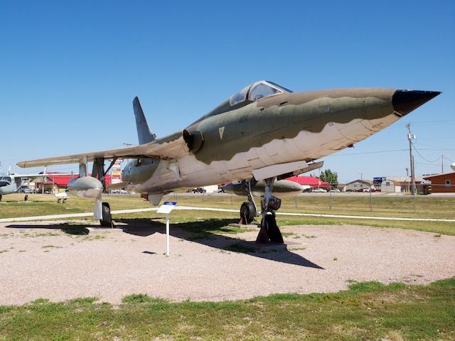 """Republic F-105B """"Thunderchief"""""""
