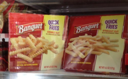 Banquet Quick Fries