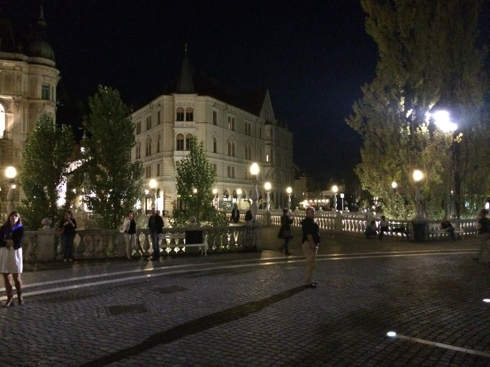 Ljubljana ...