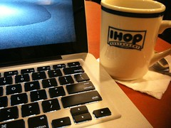 IHOP Coffee by Rudy Girón
