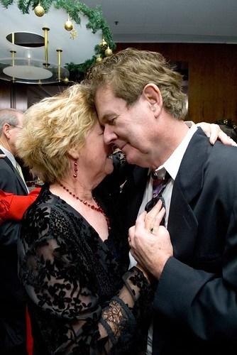 Kathy and Bill