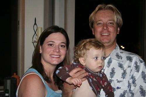 Meggie, Roscoe, Scott