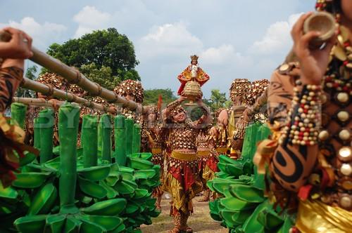 Lumad Basakanon, Cebu Sinulog Festival