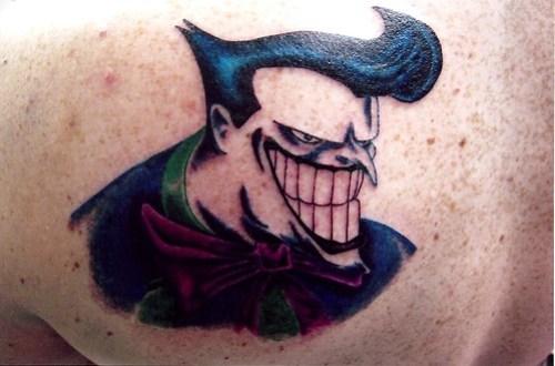2650653785 7e027180b5 As melhores tatuagens do Coringa: galeria de fotos