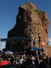 Holy Fuck @ Monolith Festival, Red Rocks 09/12/08