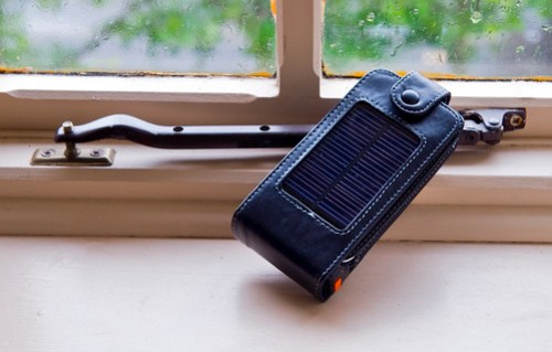 iPhone Solar Charger Case