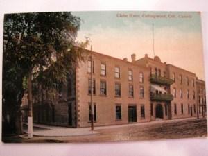 Globe Hotel, 1913