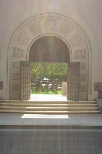 st. mary's doors