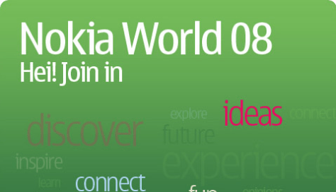 nokia world logo