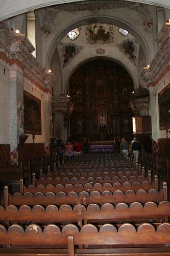 San Xavier cathedral