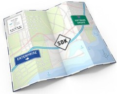 iPhone SDK location map