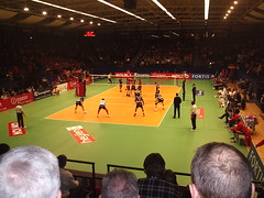 CEV Cup à Maaseik, en Belgique