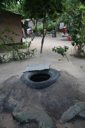 a community well without a pump