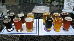 Legend beer sampler