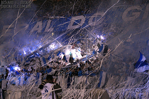GREnal - 29/06/08 - Espetculo da torcida Tricolor