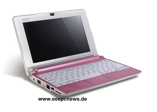 Acer Aspire One pink 01 lv