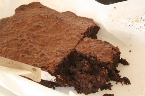 Man catcher brownies