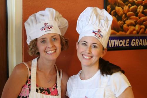 Great Harvest Bread Company Baking Class