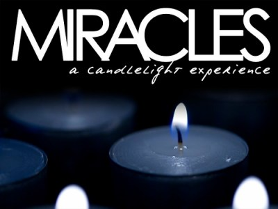 Miracles: A Candlelight Experience