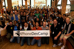 iPhoneDevCamp 2 Group Photo