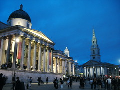 National Gallery & St. Martin-in-the-Fields