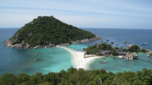 Islands off Koh Tao