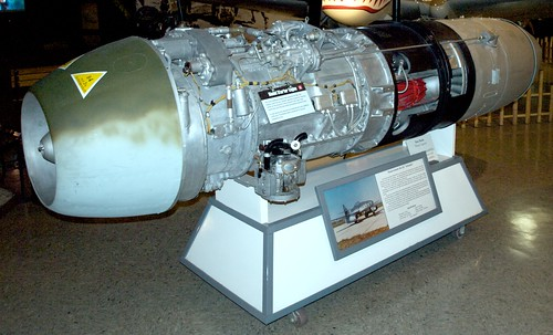 Junkers Jumo 004 jet engine