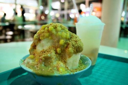 hawker food, singapore