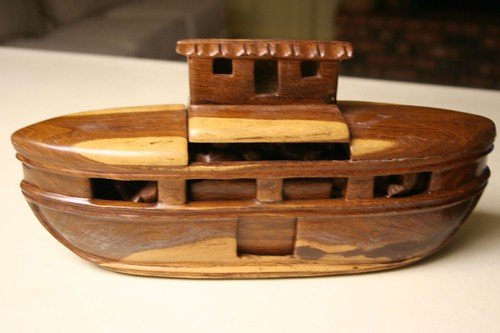 Ark from Malawian Carver