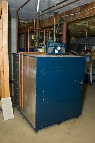Seton Boiler: connections