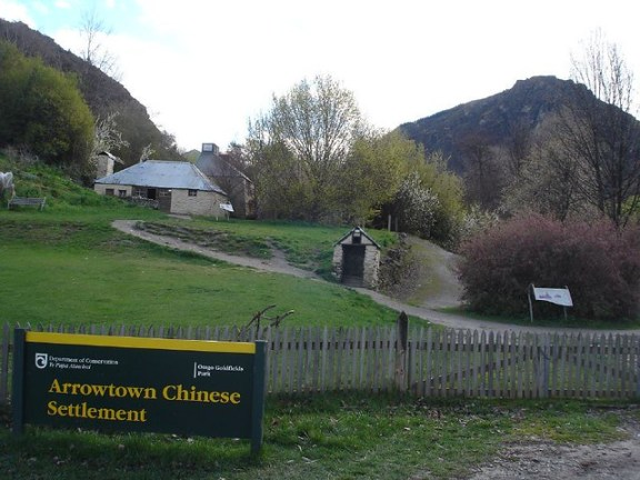 Chinese Settlement Arrowtown