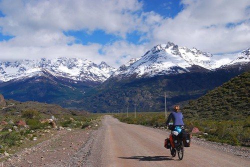 Towards the Cordillera