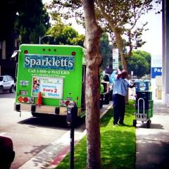 Sparkletts 飲用水外送公司 (by 張家振)