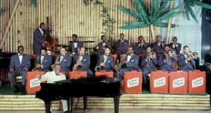 Count basie and band