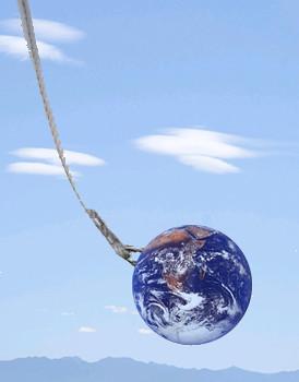 Earth Wrecking Ball