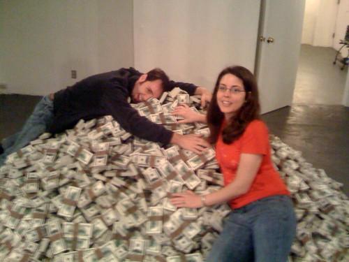 Money money money
