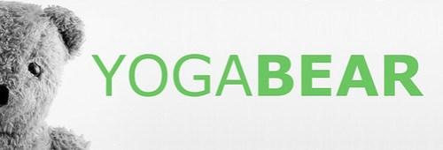 Yoga Bear logo