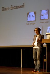 Liz Danzico on CrazyHorse UI