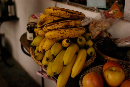 bananas at Casbah