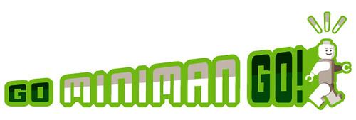 GO MINIMAN GO Logo
